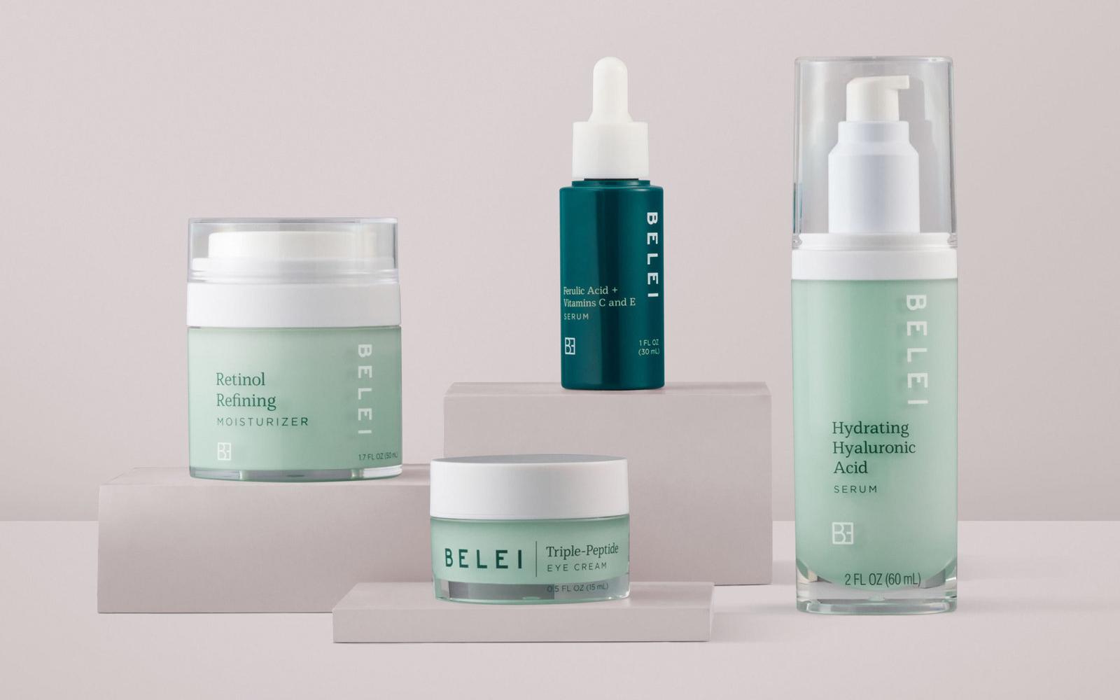 亚马逊推出首个护肤自有品牌「Belei」,定价 9 至 40 美元