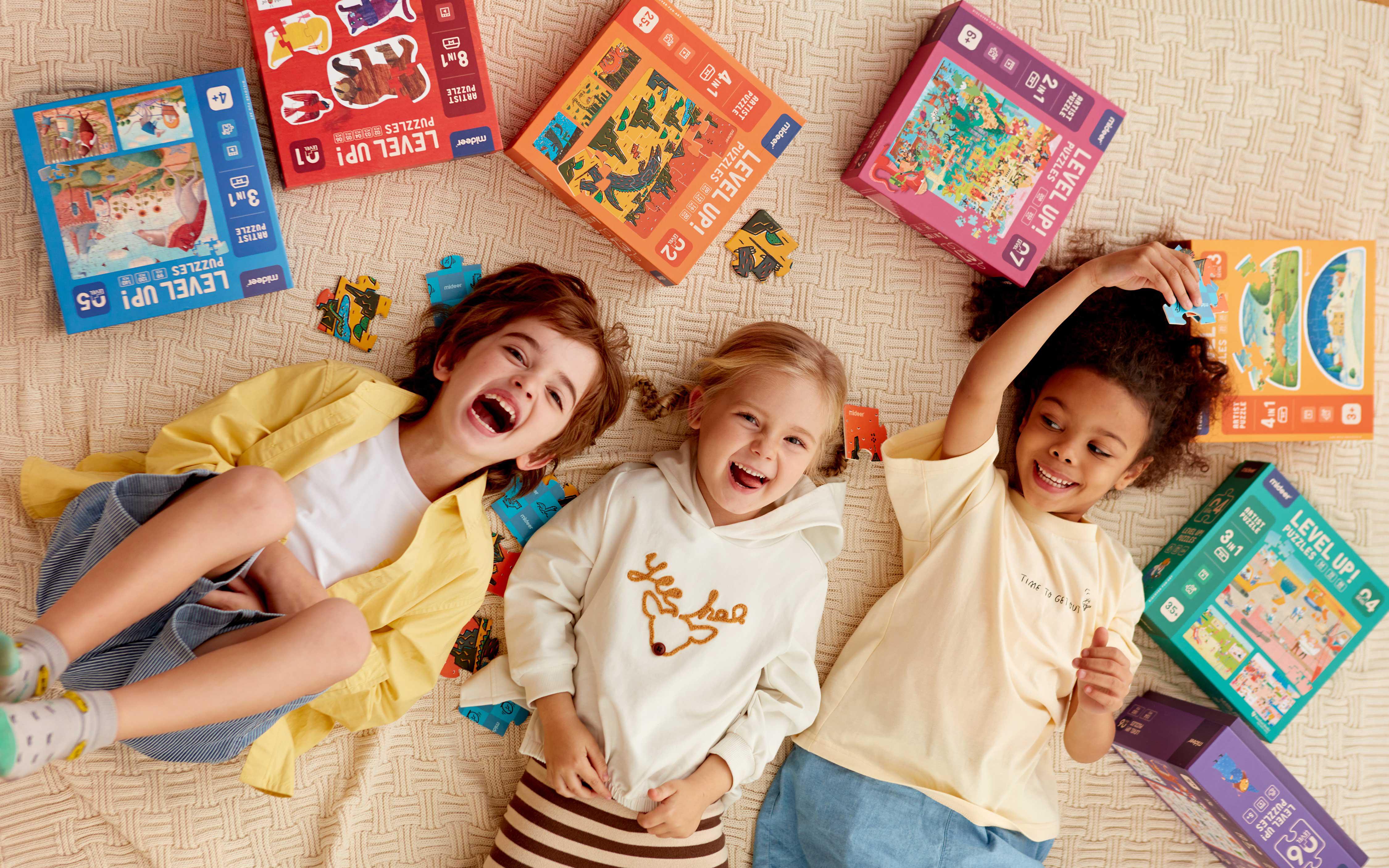 mideer弥鹿:想用「艺术+玩具」连接世界的童年 BrandStar专访