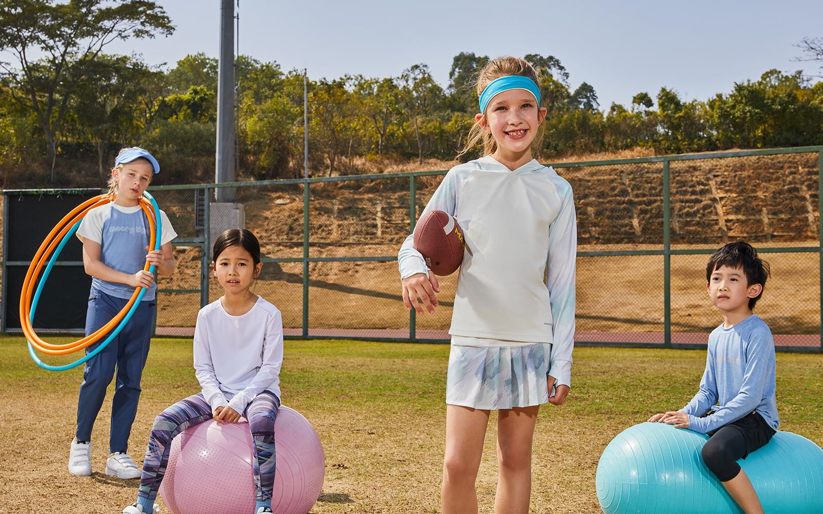 孩子比大人更爱动,为什么很少见到专为儿童设计的运动品牌?|BrandStar观察