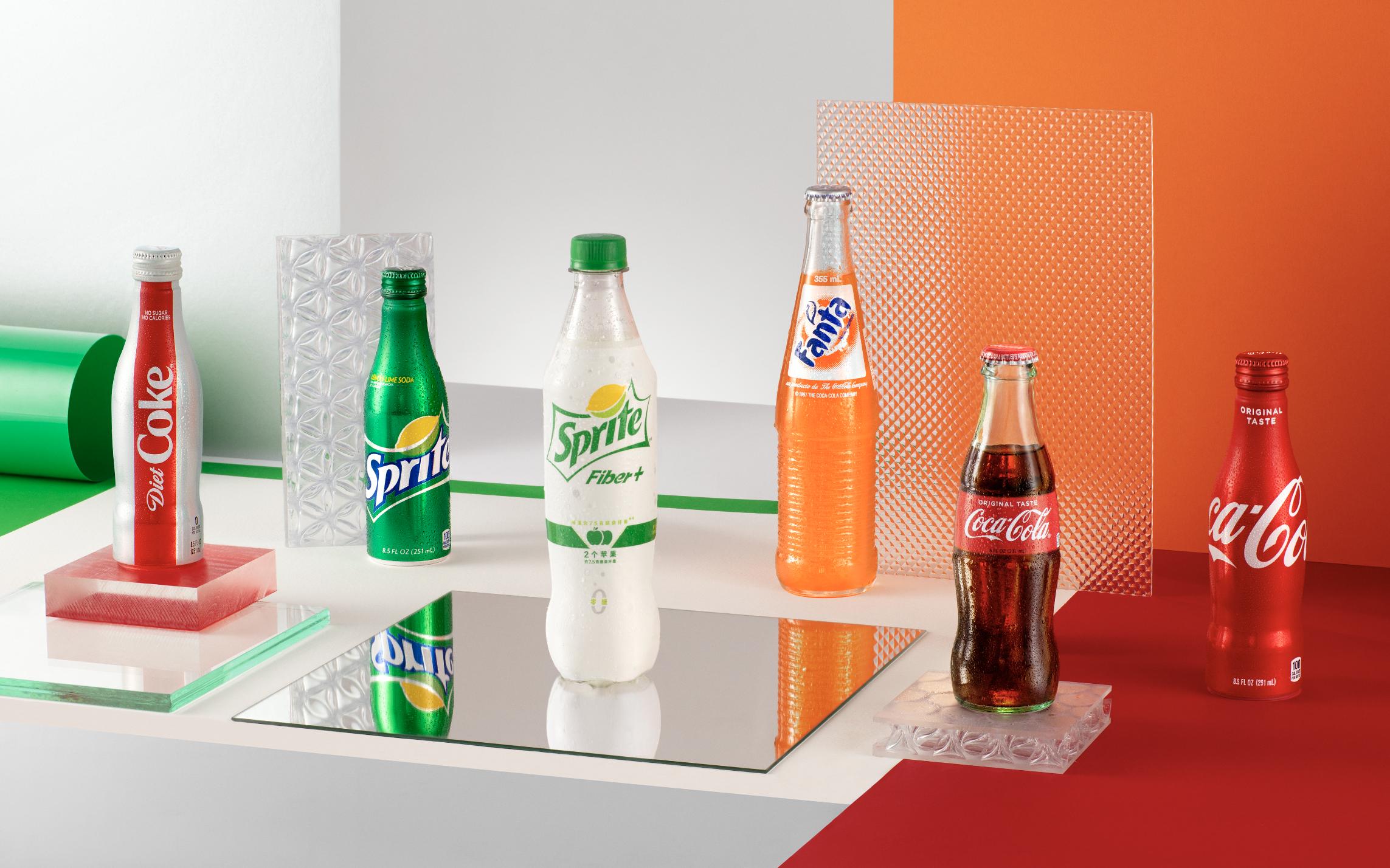 可口可乐 2021 年第二季度营收同比增长 42%