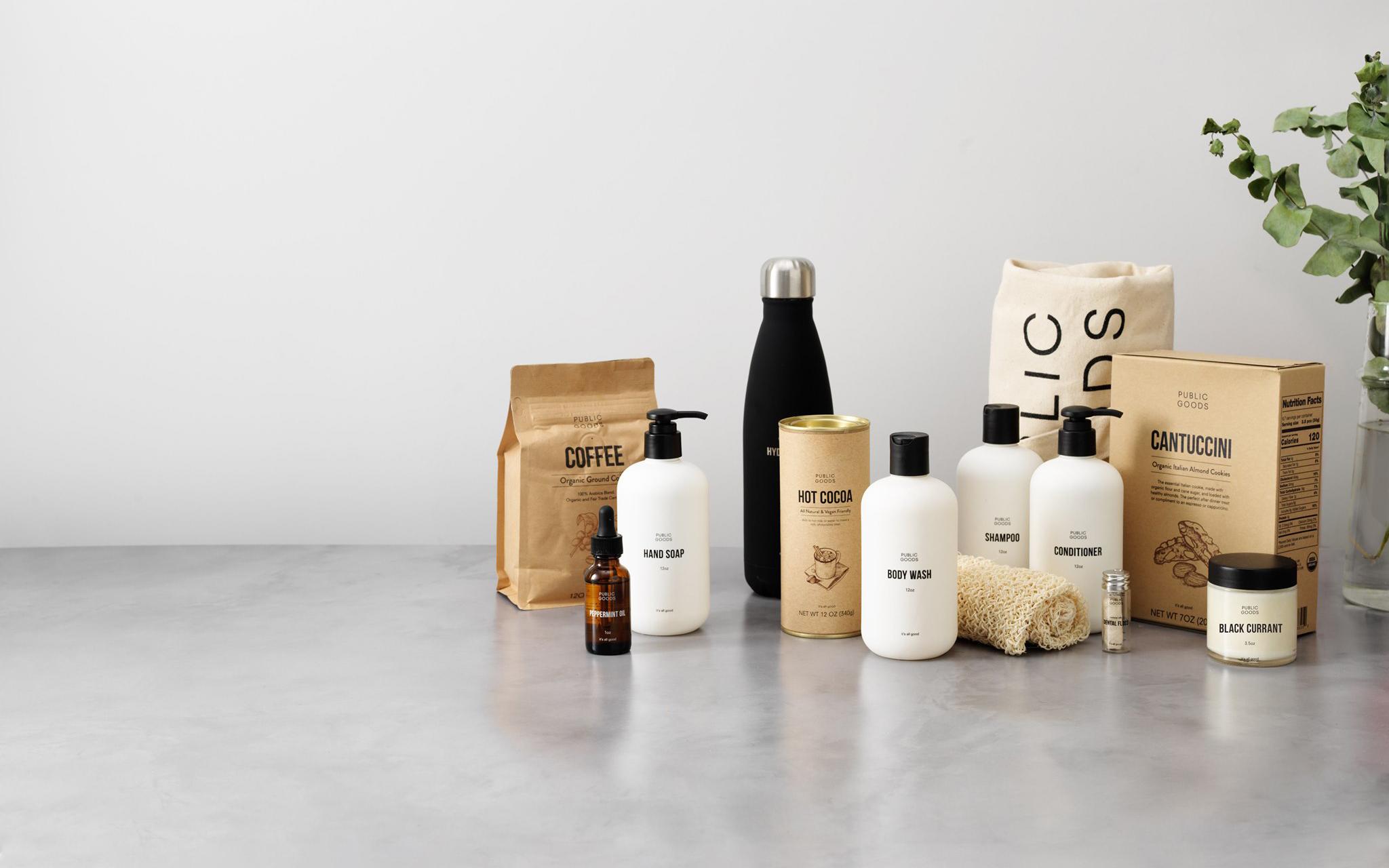 纯净美妆品牌 Saie 和 DTC 杂货品牌 Public Goods 获融资;天猫消费电子发布新品牌加速计划 | 品牌日报