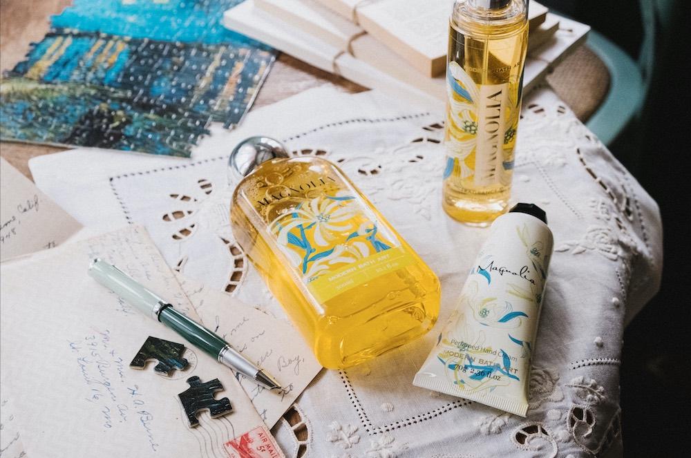 香氛洗护品牌「摩登巴赫ModernBathArt」想要通过「流行艺术」来为消费创造意义