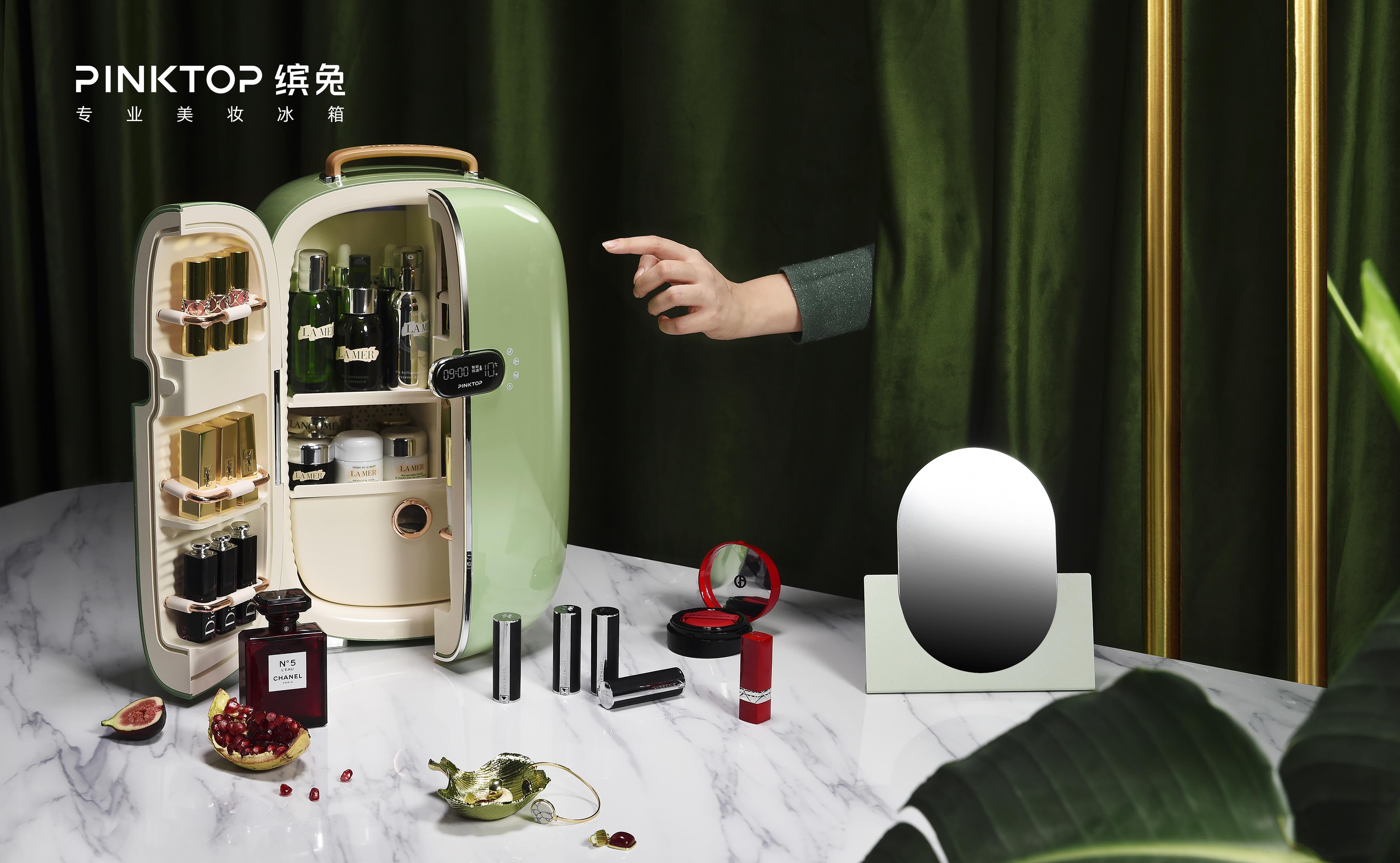 专访缤兔,美妆冰箱这一新品类究竟有没有机会?