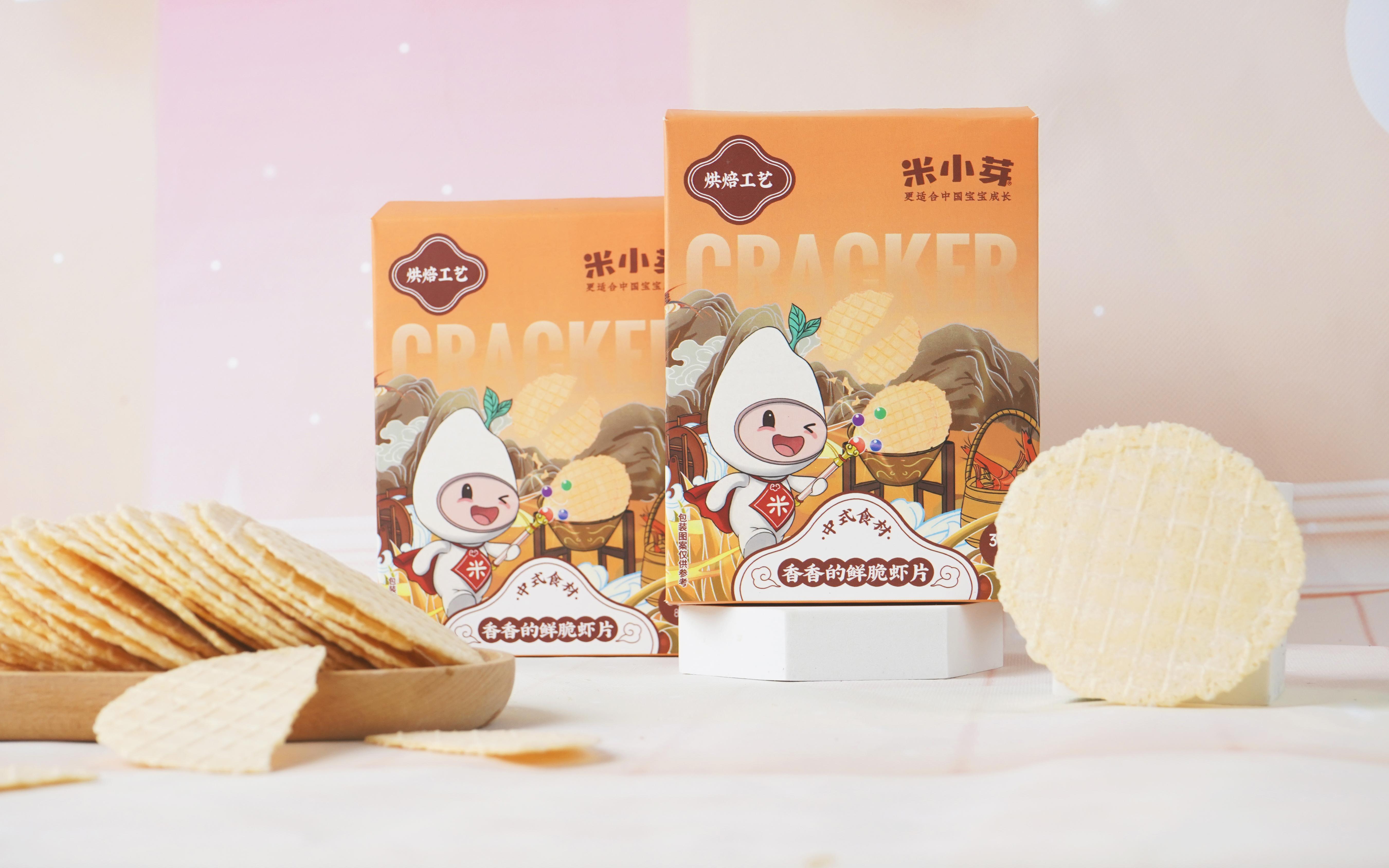 从宝宝米转型中式婴童食品,「米小芽」如何实现母婴辅食新增长?