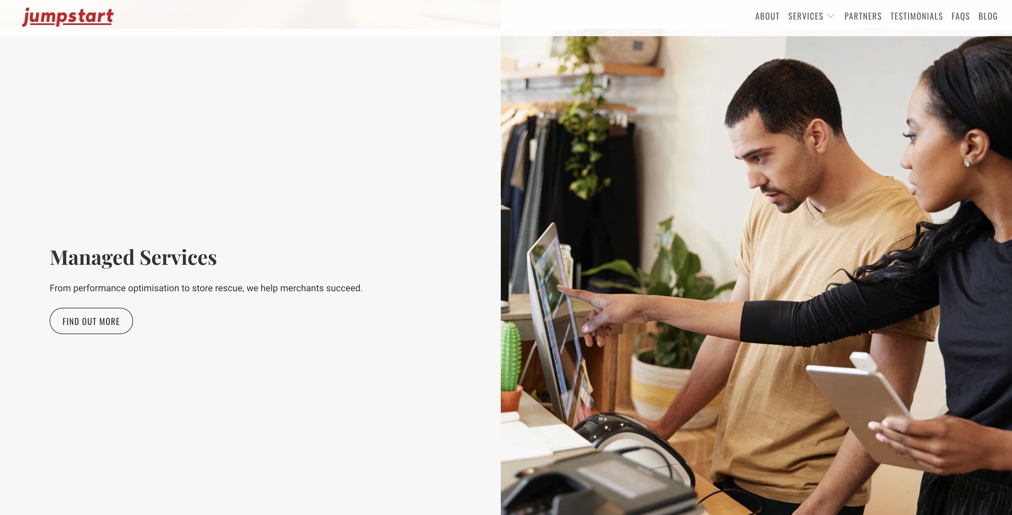 Shopify 合作伙伴 Jumpstart 是如何帮助众多品牌迈向国际的?
