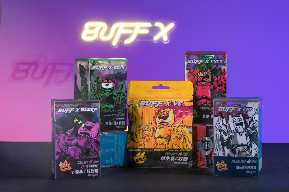 新一代功能性食品?BUFFX 想要打开年轻人的养生保健市场