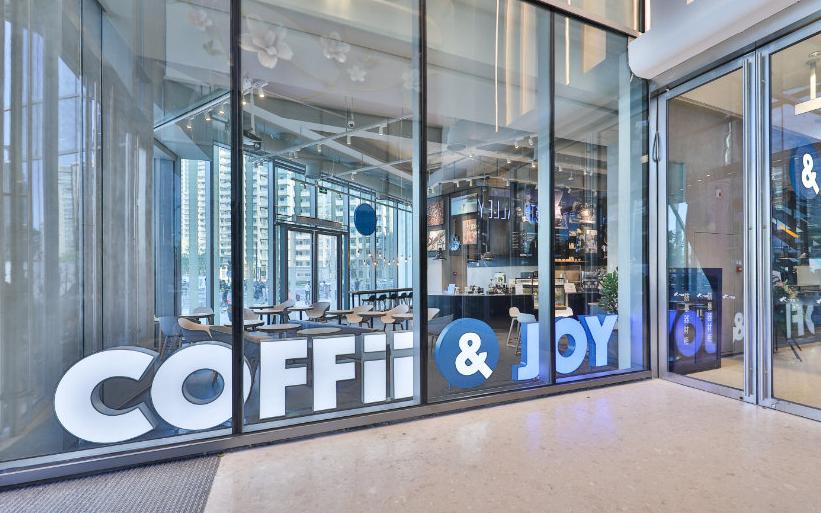 百胜中国的「咖啡策略」,发力两大品牌组合「K咖啡」和「COFFii & JOY」