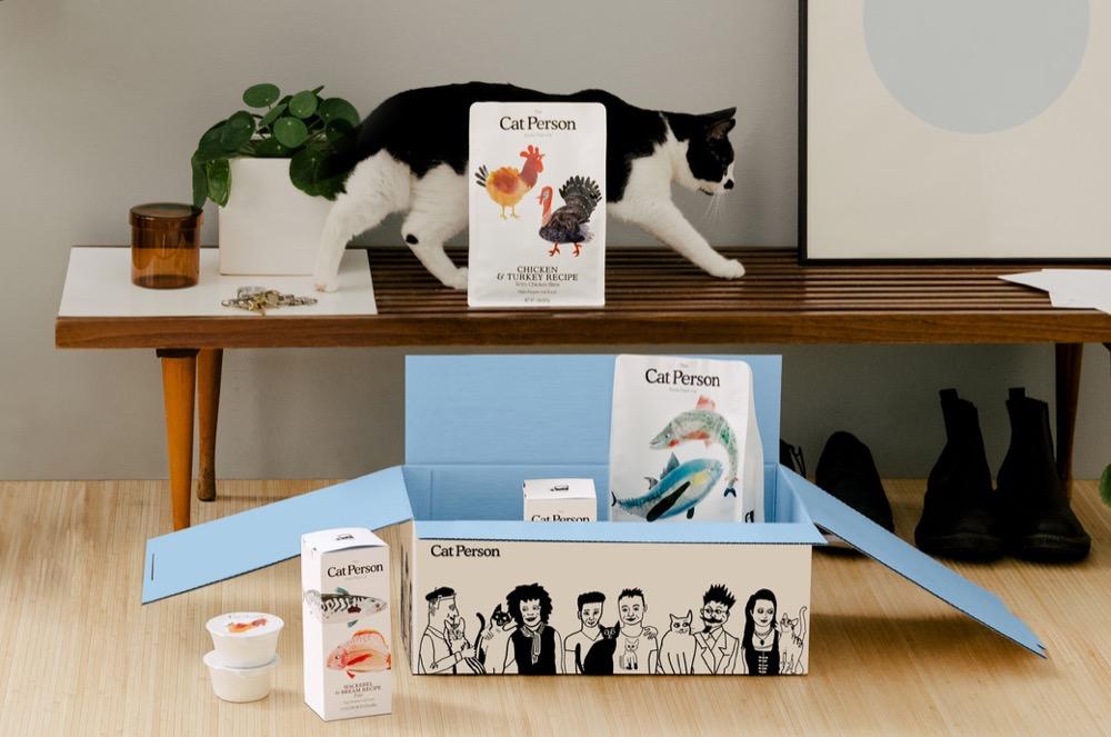 CatPerson:Harry's Lab 孵化的首个 DTC 宠物品牌正式上线