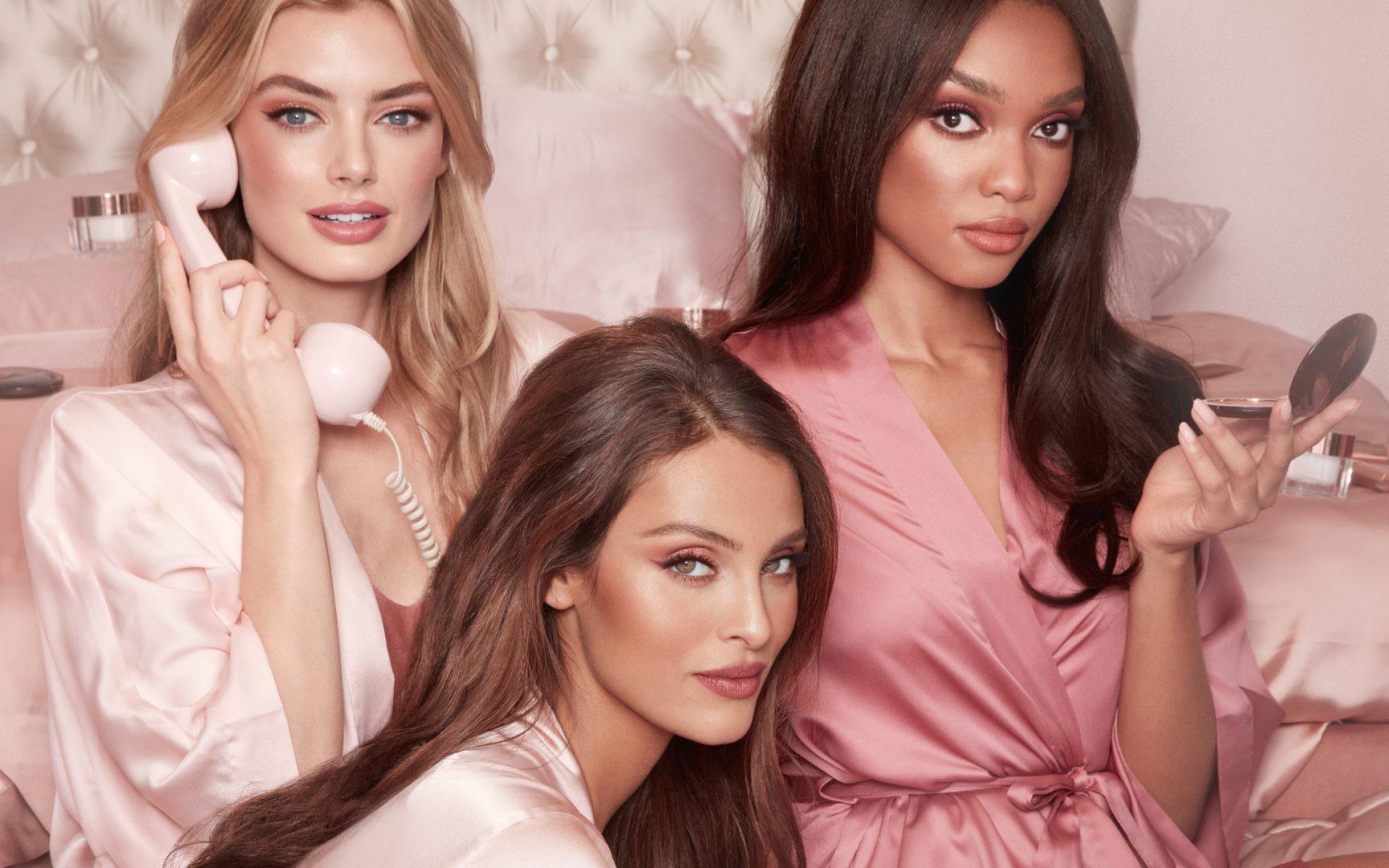 彩妆品牌 Charlotte Tilbury 被西班牙化妆品巨头 Puig 收购,估值超 12 亿英镑