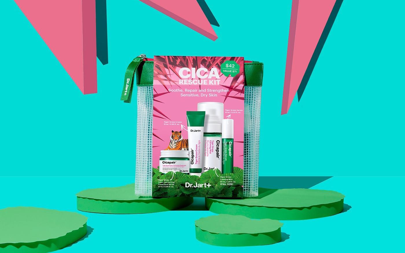 雅诗兰黛买下的第一个亚洲品牌,以 17 亿美元收购护肤品牌 Dr. Jart+