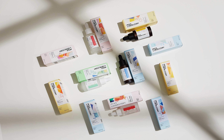 让消费者自由搭配精华,主打「成分混搭」的 MixX laboratory 获数千万 Pre-A 轮融资