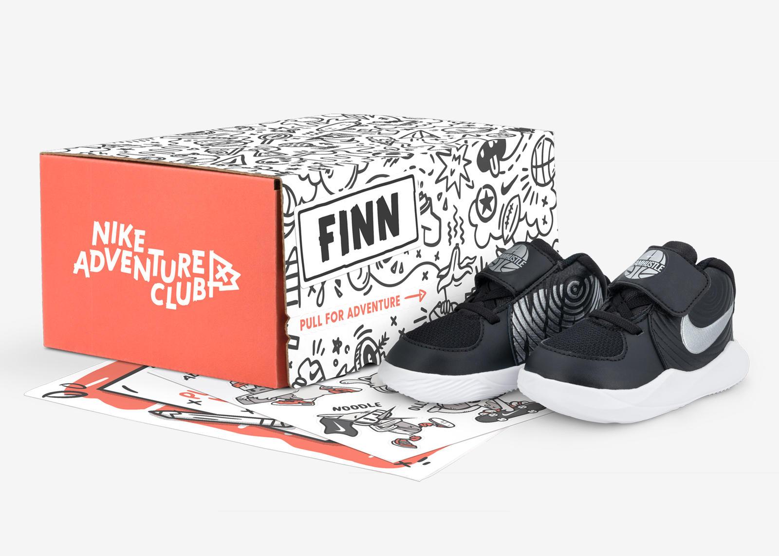 Nike 推出儿童鞋订阅服务 Nike Adventure Club