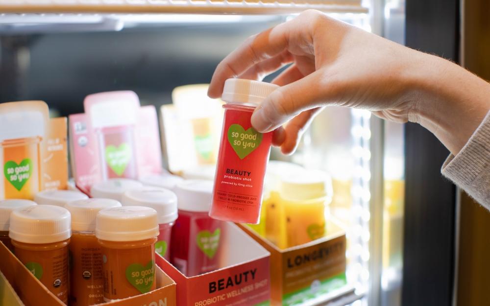 完美日记母公司在美上市;Keep 合作欧阳娜娜开启抖音直播;健康食品品牌「好哩!」新品麸皮燕麦浆上市|品牌日报