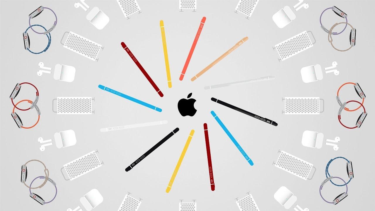 苹果 2019 发布会开场视频「Wonderful tools — Apple」