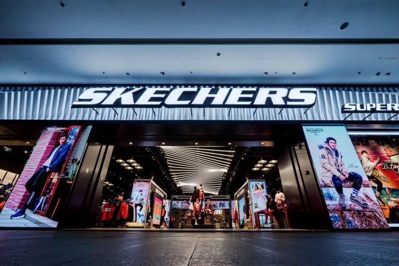斯凯奇在沈阳开出中国最大店铺,发力二三线城市