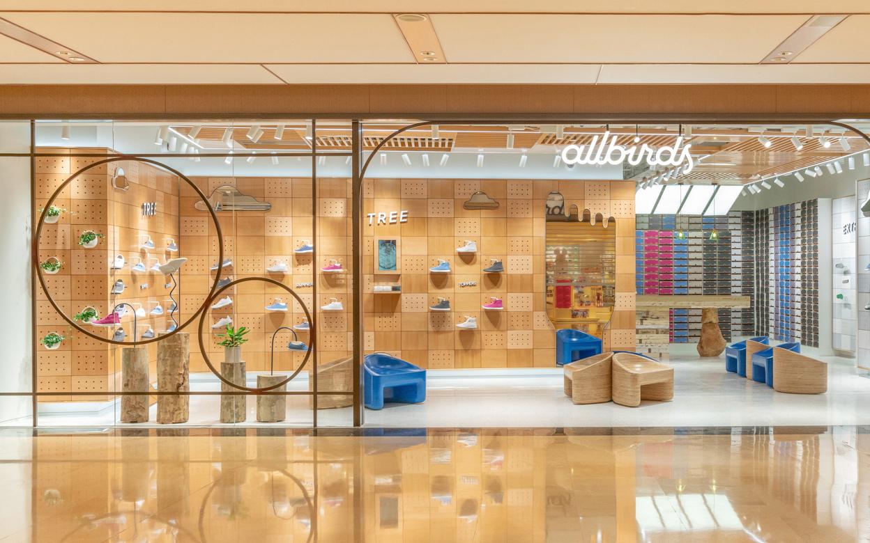 品牌星球探访了 Allbirds 上海兴业太古汇店 | 门店观察家