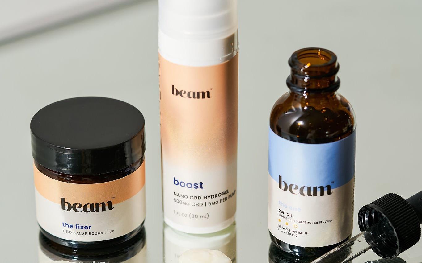 CBD 健康品牌 beam 完成 500 万美元 A 轮融资,推出补水饮料产品 elavate