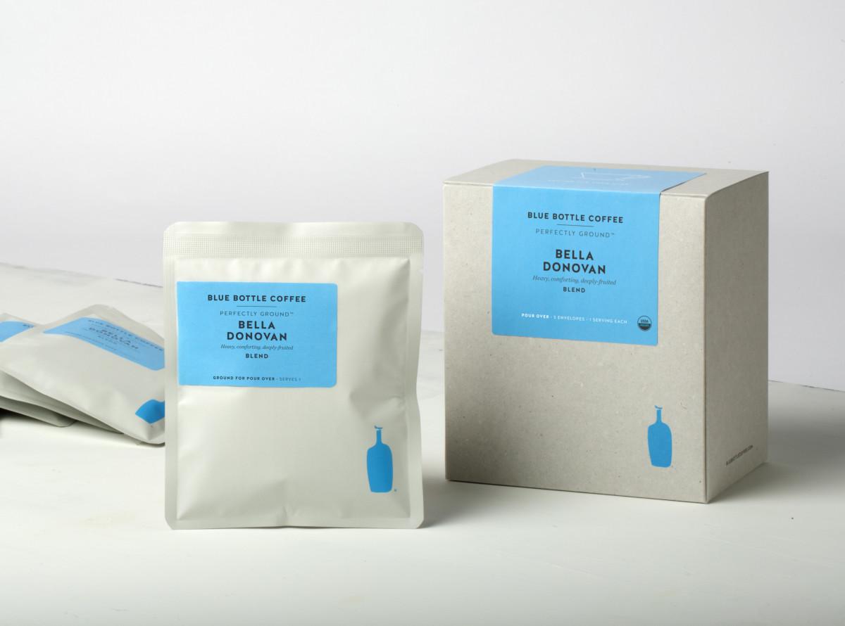 Blue Bottle Coffee 开设东京大丸百货新店
