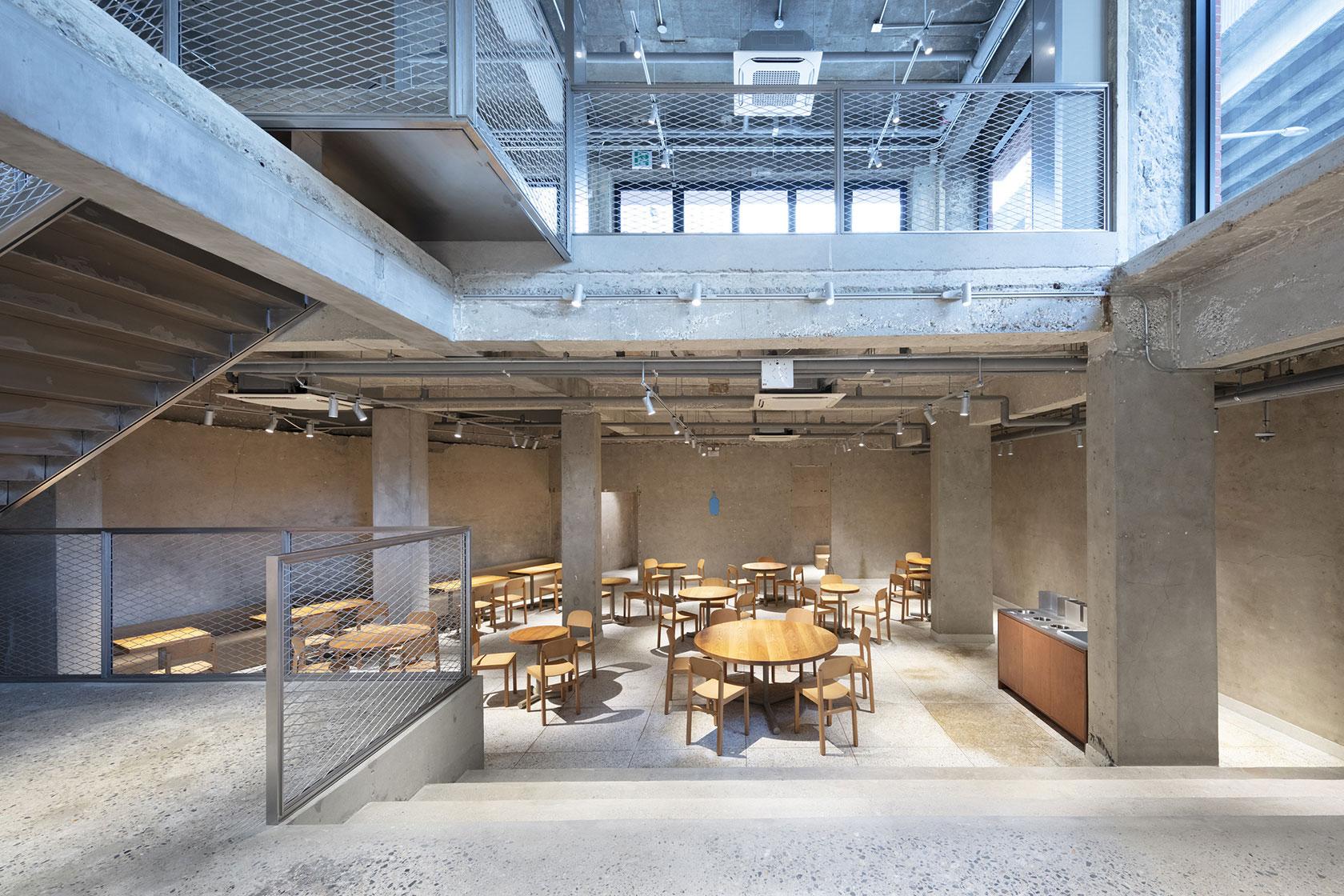 Blue Bottle Coffee 韩国首家门店正式开业