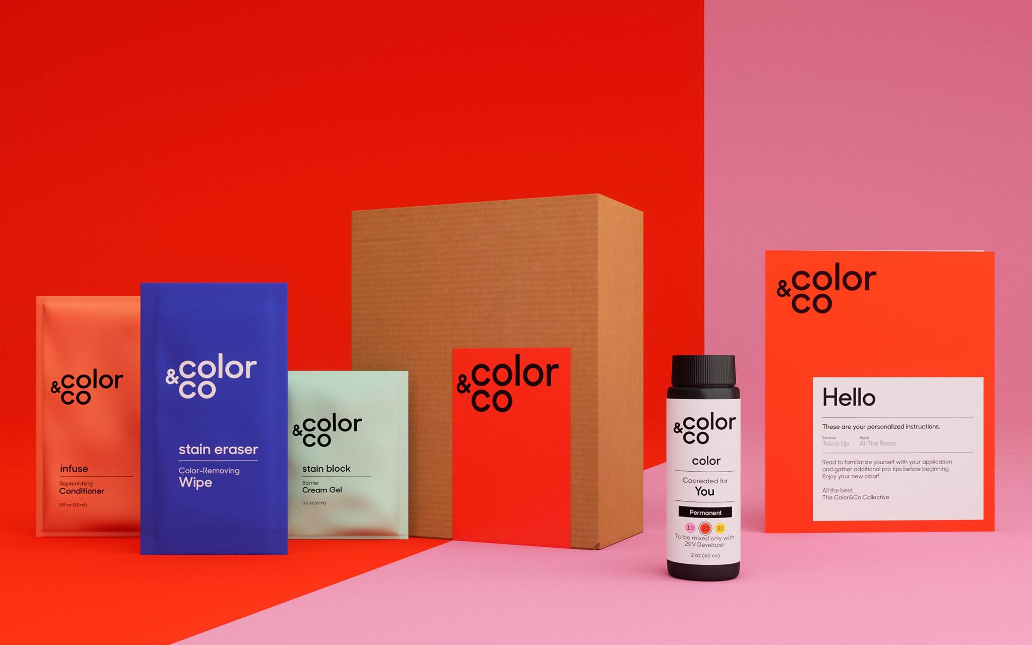 欧莱雅推出个性化染发品牌 Color&Co,提供一对一在线咨询与订阅服务