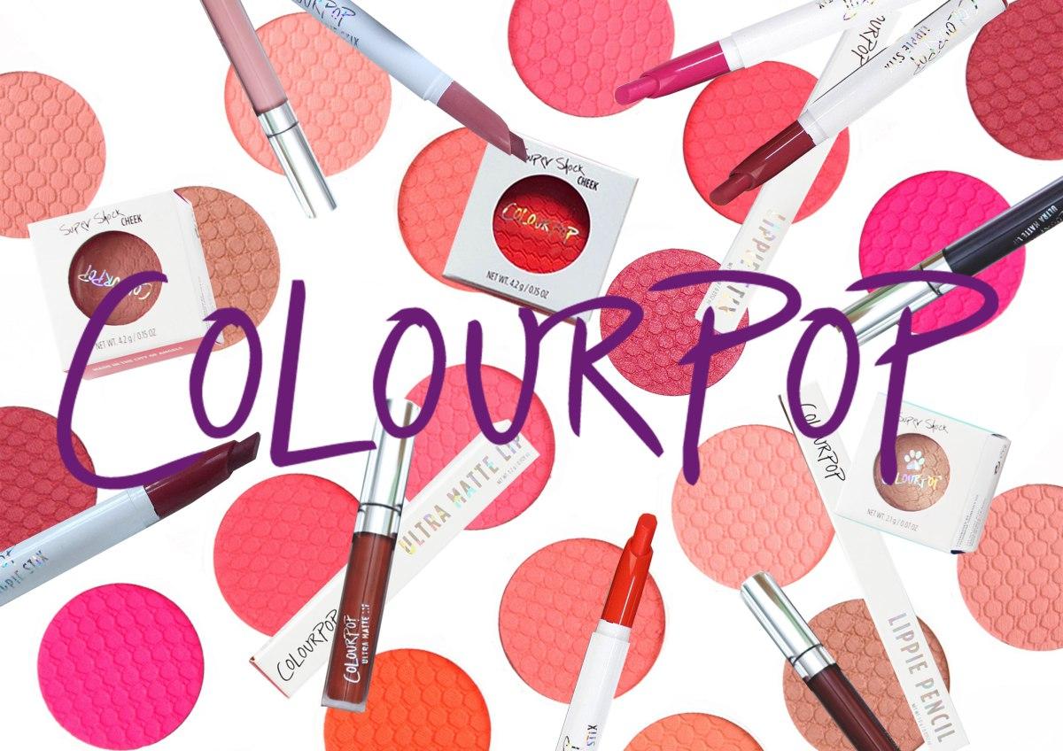 美国平价彩妆 Colourpop 独家入驻小红书,开设品牌旗舰店