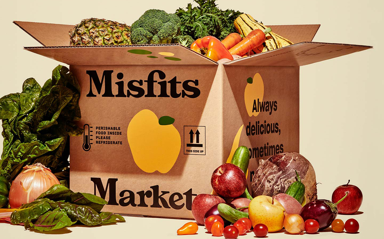 Misfits Market:贩卖不完美蔬果的完美生意