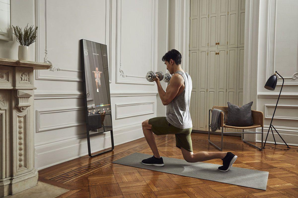 家用健身器材品牌「Mirror」融资 3400万美元,lululemon 参投