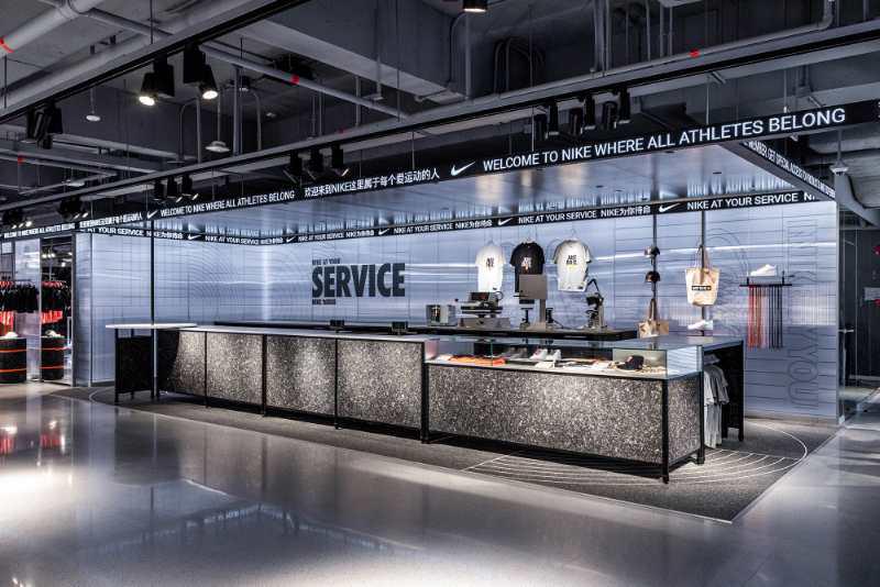 全球首家 NIKE RISE 概念店落地中国,加速数字化步伐