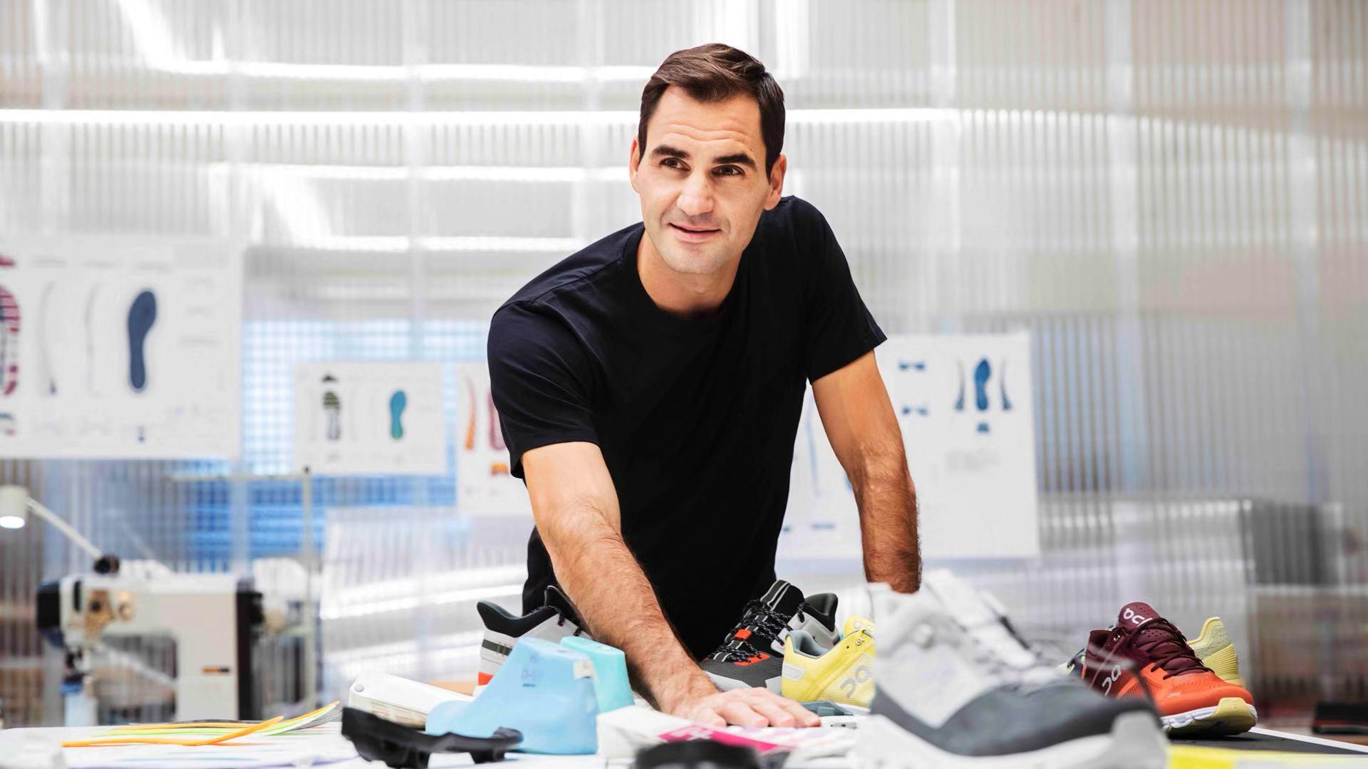 费德勒投资瑞士运动品牌「On昂跑」,设计新品将在明年上市