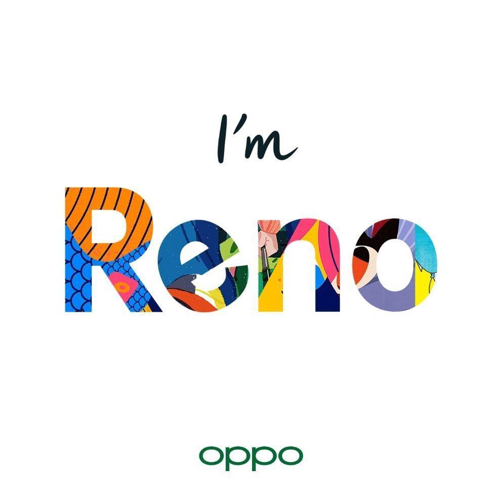 OPPO 全新系列 Reno