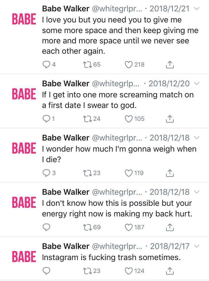 baba walker