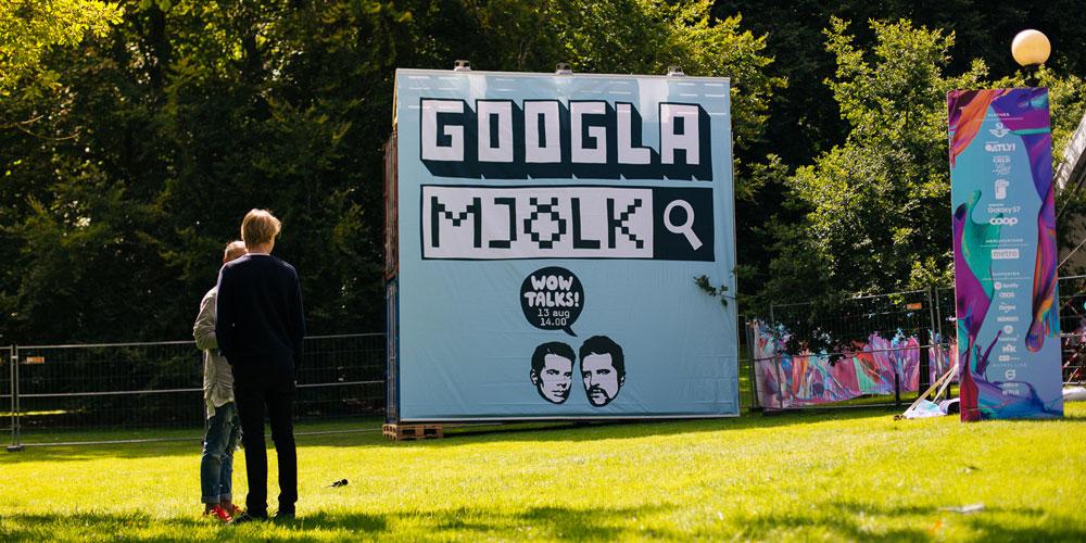 google milk